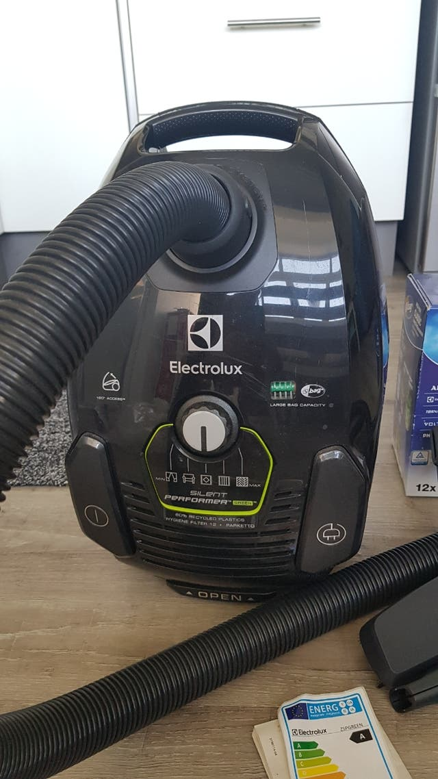 Aspirador Electrolux SilentPerformer Green