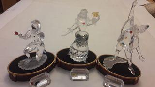 Figuras Trilogía Swarovski