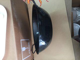 Sartén para wok