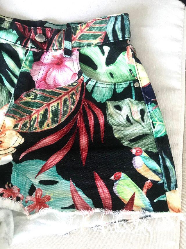 Short tropical de Zara