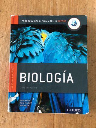 Libro Biologia Bachillerato Internacional