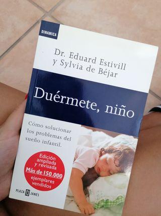 """Libro """"Duermete niño"""""""
