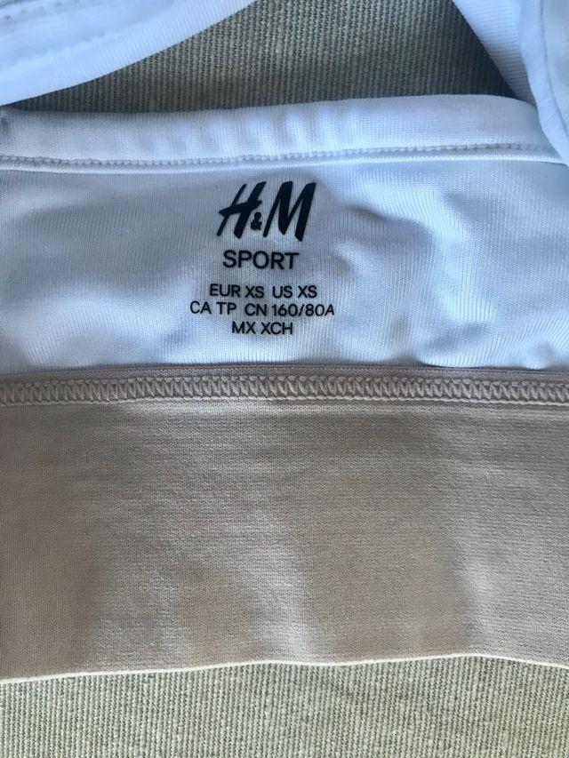 Top deportivo H&M