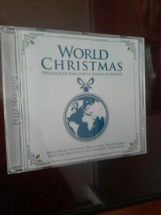 pack CD's música temática Navidad