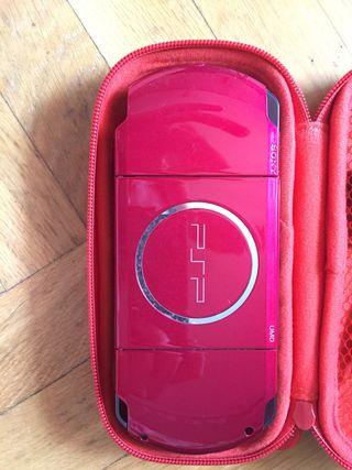 PSP roja