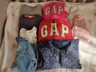 Pack ropa 12/18