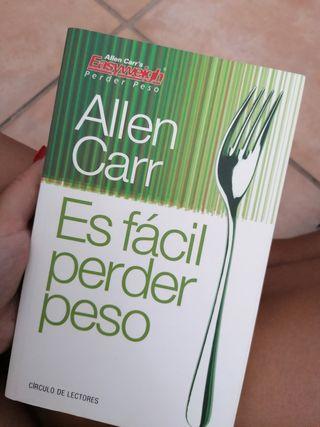 """libro """"es fácil perder peso"""""""