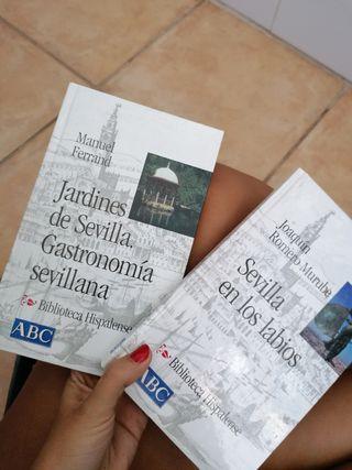 Libros sobre Sevilla