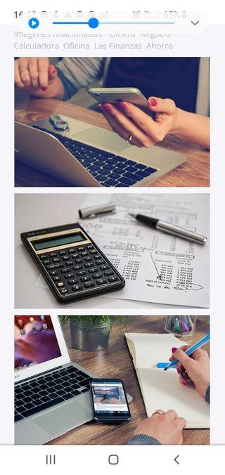 Asesor/Administrador/contable/financiero