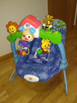 "Hamaca Fisher-Price ""Aprende conmigo"""
