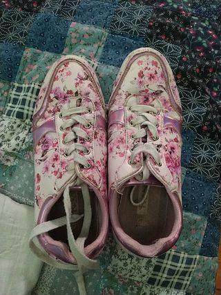 zapatillas numero39