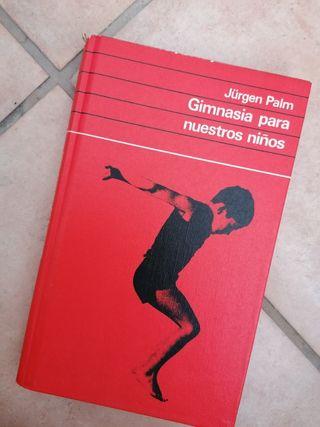 """Libro """"gimnasia para nuestros niños"""""""