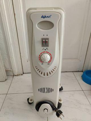 Estufa - radiador de aceite eléctrico 1500 watts