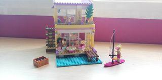 LEGO FRIENDS CASA EN LA PLAYA
