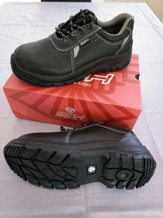 zapatos seguridad N 39