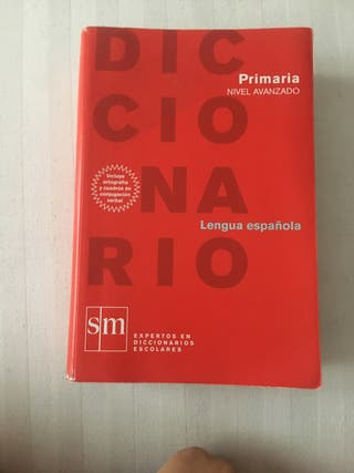Diccionario primaria sm
