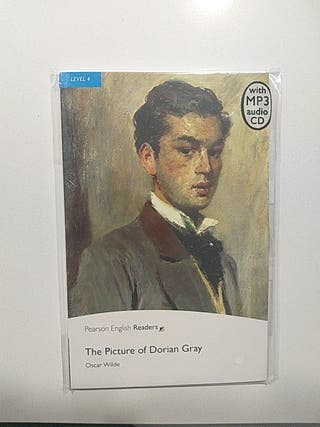The Picture of Dorian Gray +CD
