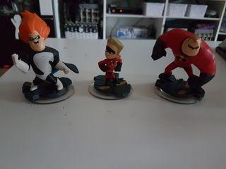 Pack Figuras Disney Infinity