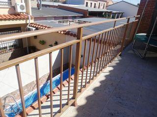 reja terraza