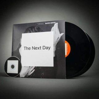 Disco de vinilo David Bowie