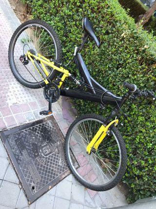 Vendo bici en perfecto estado