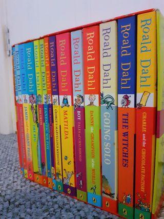 Roald Dahl Kids Book Collection: 14 Stories