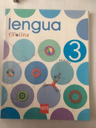 Libro lengua tirolina lengua sm 3 primaria