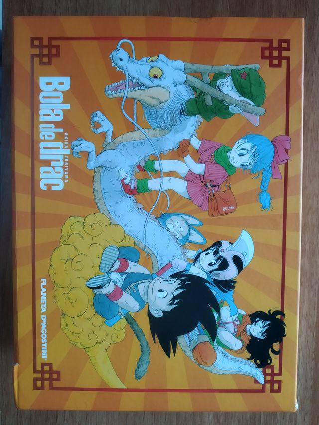 Pack Dragon Ball para coleccionista.