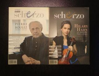 REVISTA | Scherzo