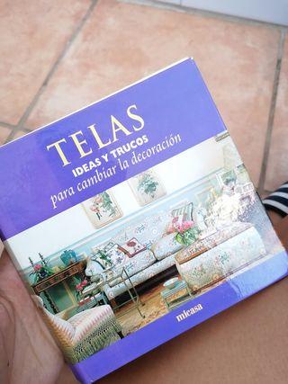 "libro ""Telas"""