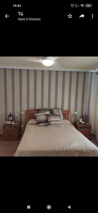 dormitorio / habitación matrimonio 1.50