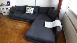 sofá chill out XXL Conforama