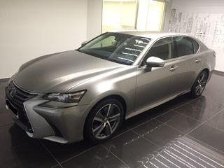 Lexus GS 300h Executive 2016