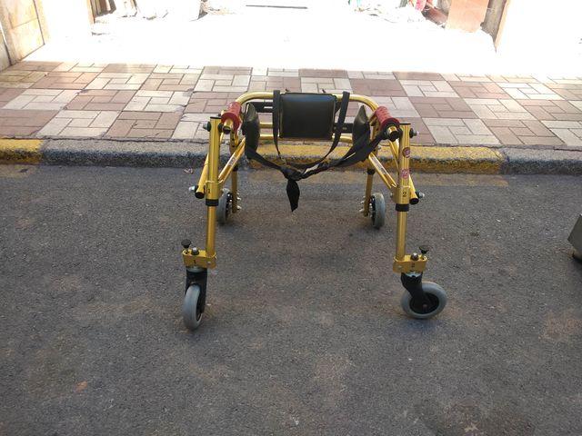 ANDADOR NIÑO CON MOVILIDAD REDUCIDA