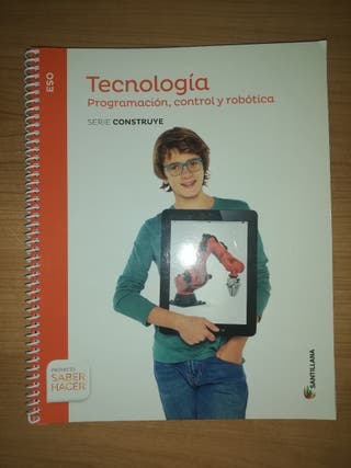 Libro Tecnología ESO