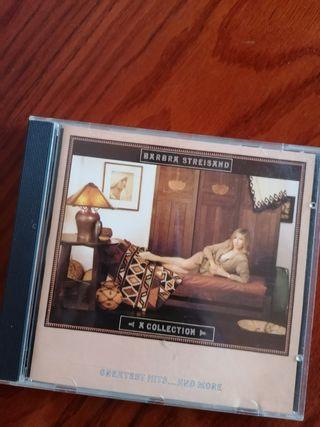 CD Barbra Streisand