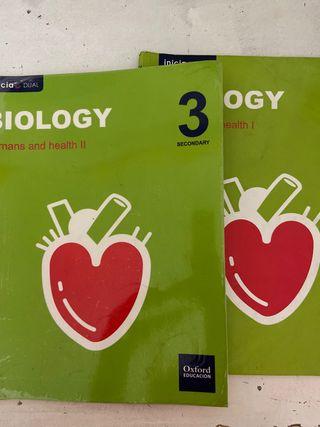 Libros biologia