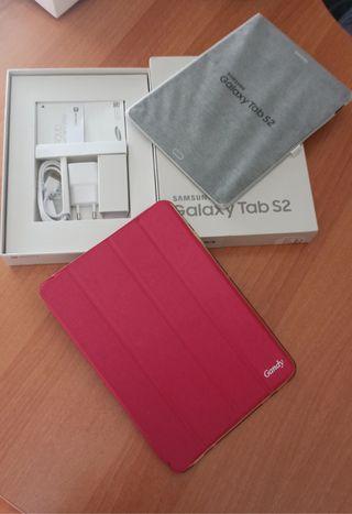 Samsung Galaxy Tab S2 32GB perfecta y con todo