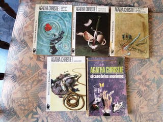 5 novelas de Agatha Christie
