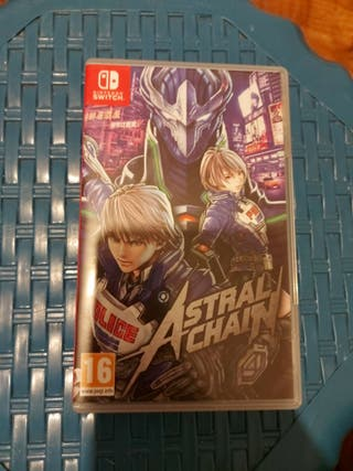 Astral Chain (Nintendo Switch exclusive)