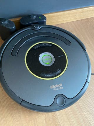 Roomba original, de iRobot.