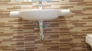 lavabo mural modelo Meridian