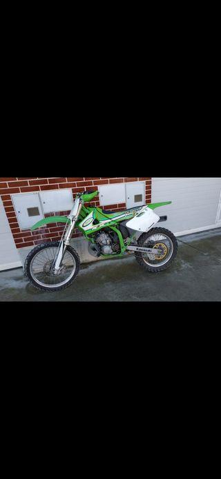 Kawasaki kx250 2t