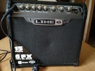 Amplificador de guitarra Line 6 III