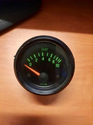 Reloj vdo presion aceite porsche 924 turbo.