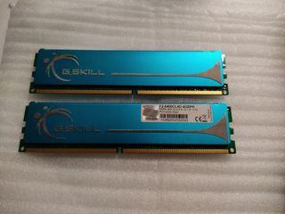 G.Skill Performance DDR2 800