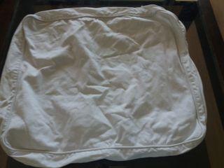 Fundas blancas sofá ikea