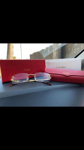 Monturas Gafas Cartier