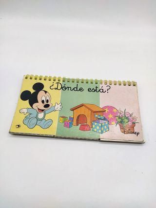 Disney coleccion Libropuzzle 1994