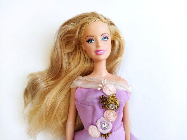 Muñeca Barbie Mattel